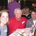 Betsy, Carole, and Ann Passe