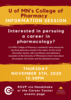 Interested in learning more about careers in pharmacology?