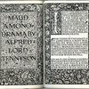 Maud: a Monodrama, Alfred Lord Tennyson, Kelmscott Press