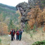 Mapping Project In Little Elk Creek Canyon