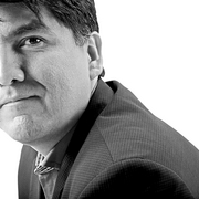 Noted poet, author and filmmaker Sherman Alexie