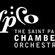 Logo image for the Saint Paul Chamber Orchestra.