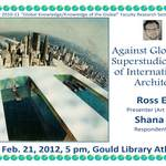 Tuesday, Feb. 21, 5 pm Library Athenaeum