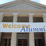 Welcome Alumni Banner - Feature