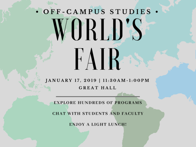 world's fair poster adapted to website banner sizing