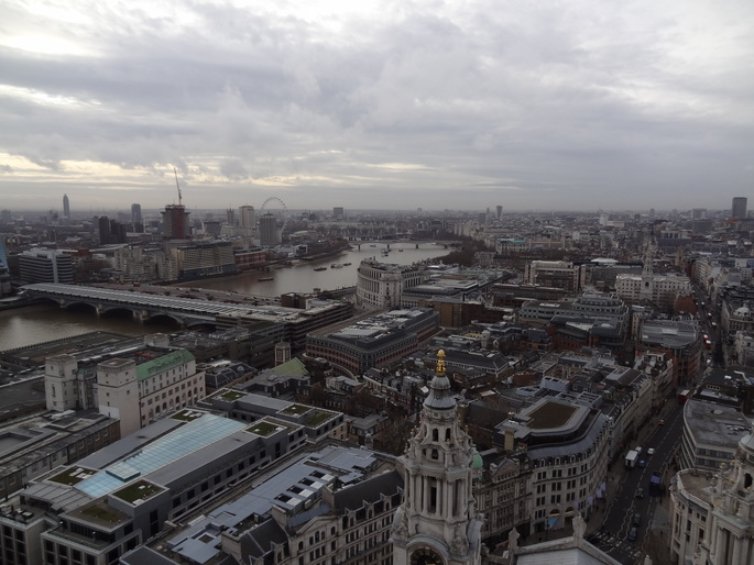 From the Top of St. Paul's
