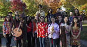 Carleton Chinese Music Ensemble of 2015-2016
