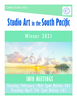 South Pacific Info Session Poster