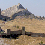 Genoese fortress at Sudak