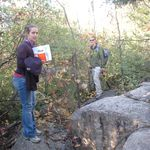The Introductory Geology In The Field class in the Minnesota River Valley