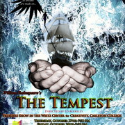 "Poster from ""The Tempest"""