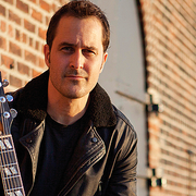 Image of jazz guitarist and composer, Jonathan Kreisberg.