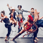 Award-winning dance ensemble, Urban Bush Women.