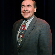 "Tadd Johnson, producer and host of the PBS series ""Native Report"""