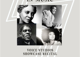 Voice Studios Showcase Recital