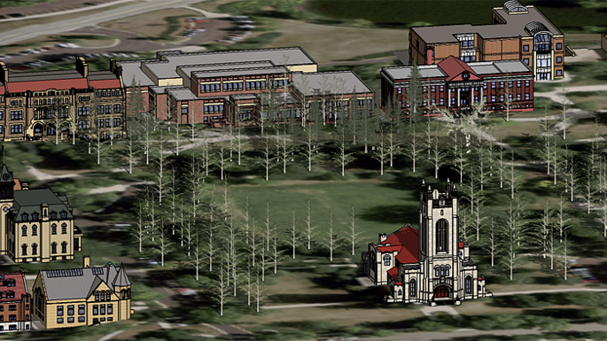 Carleton virtual campus