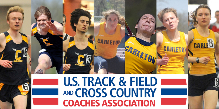 USTFCCCA Individual All-Academic Honorees