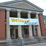 Welcoming alumni to Reunion 2012