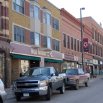 Downtown Northfield, Spring 2011