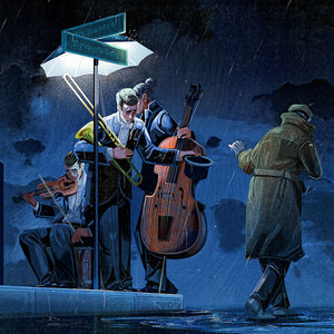 The Orchestra Pit illustration