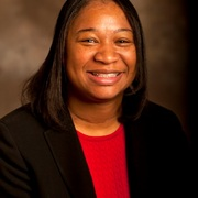 Dr. Carolyn H. Livingston, Vice President for Student Life and Dean of Students