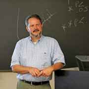 Al Montero teaches in the Quantitative Reasoning Institute.