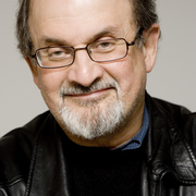 Award-winning British author, Sir Salman Rushdie