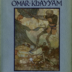 Rubaiyat of Omar Khayyam, Illustrated in Colour by Edmund Dulac