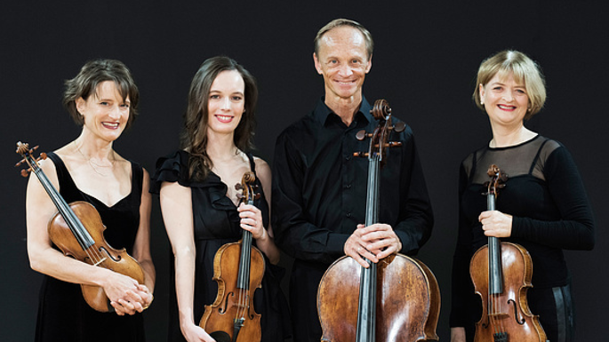 The New Zealand String Quartet will perform on Fri. Nov 02 at 8pm in Kracum Hall.