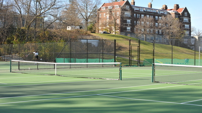 Bell Field Tennis Courts
