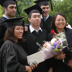 Post-commencement photos