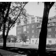 Davis Hall at Carleton College in 1926