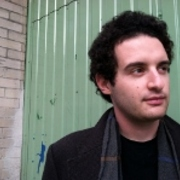 Author, translator, and music critic Daniel Levin Becker