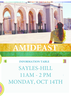 AMIDEAST FALL 19 INFO TABLE POSTER