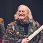 "Colm Freore stars as ""King Lear"" at the Stratford Festival"