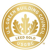 Weitz wins LEED Gold.