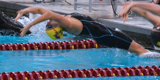 Women 39 S Swimming And Diving At Miac Swimming Diving Championships Varsity Athletics
