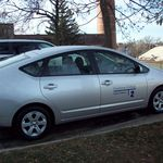 5-passenger gas-electric hybrid Prius MPG City/Hwy estimate: 48/45