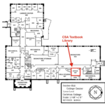 CSA Textbook Library Location
