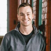 Social entrepreneur Evan Lutz, owner of Hungry Harvest
