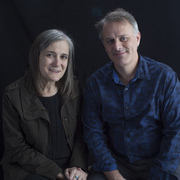 Democracy Now!'s Amy Goodman and Denis Moynihan