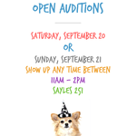 Lenny Dee Auditions 2014