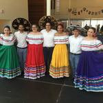 LASO members participated in the 2015 International Festival with a Folklorico Dance.