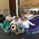 Folklorico dancing at International Festival