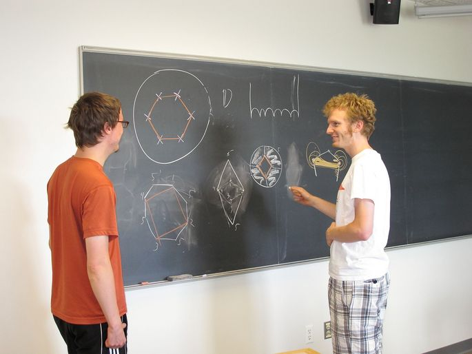 Math in the CMC, Summer 2014