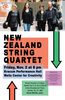 2018 New Zealand String Quartet Poster