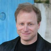 Image of author and comedian Bob Harris.