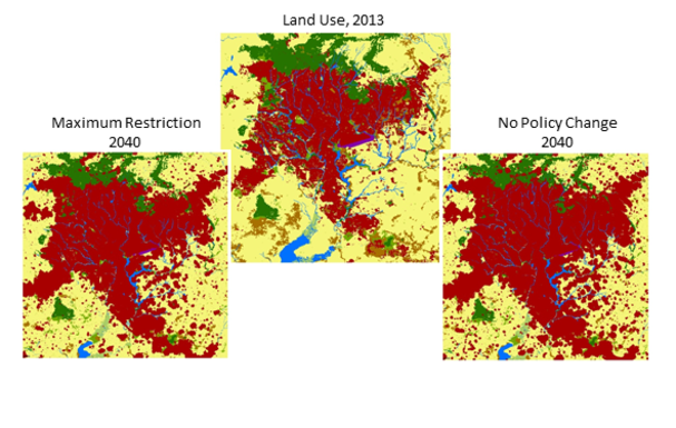 Land use modeling