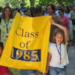 Class of 1985 in the Parade of Classes