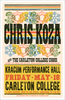 Chris Koza + Carleton Choir: May 18, 2018